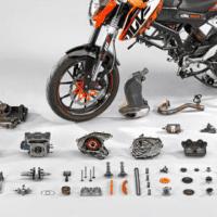 KTM Spare Parts